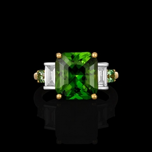 Jewel of The Jungle Ring