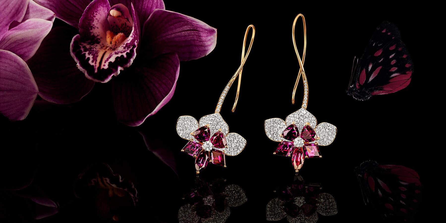 Amaranthine Orchids
