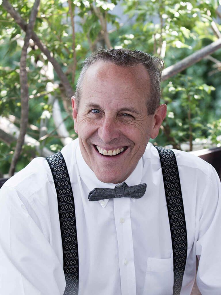 Bill Bensley portrait