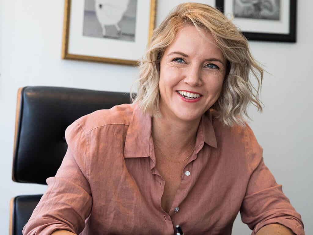 Kate McCoy office