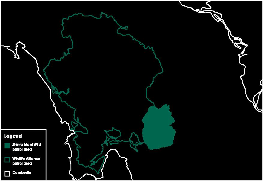 Shinta Mani Map